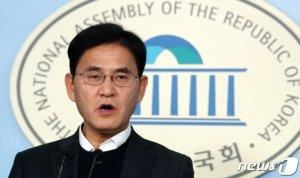 """한국당 """"2%대 경제성장률, 최초의 정권발 경제위기"""""""