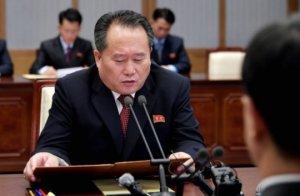 """北 """"외무상에 리선권""""…교체설 첫 공식확인"""