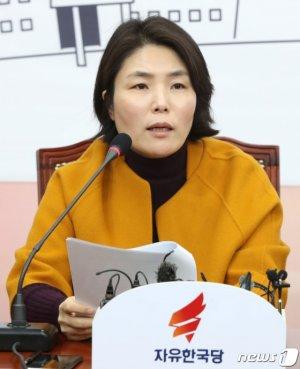 """한국당 """"文 '우한폐렴' 한가한 메시지, 국민의 불안요인"""""""