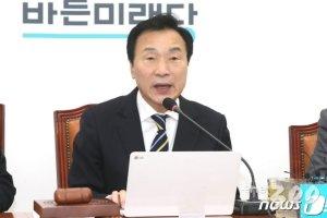 """손학규 """"호남신당 새로운 일 될수 없다""""…통합반대 공식화"""