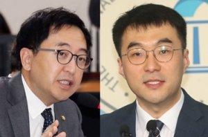강서갑 '조국대전' 열리나… 김남국, 금태섭에 '도전장'