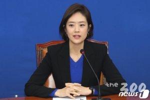 """'721번 버스' 또 꺼낸 고민정 """"광진 출마, 운명처럼"""""""
