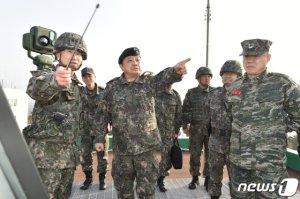 """코로나19 여파로 한미연합훈련 연기…""""별도 공지 때까지""""(상보)"""