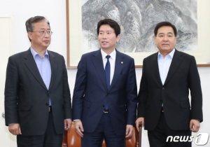 여야, 3·1절 원내대표 회동…·선거구 획정·코로나19 추경 논의
