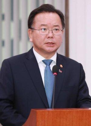 """김부겸 """"비례정당 창당 반대, 소탐대실"""""""