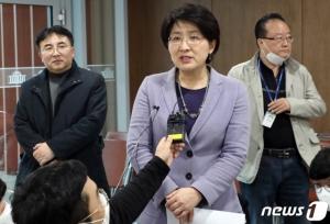 박주현, 민생당 공동대표 사임…소상공인 몫 최고위원 자리 '압박'
