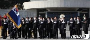 '갈등봉합' 미래한국당, 교섭단체 만들기 본격화