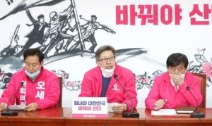 文 '40조 국채 검토가능'에 박형준