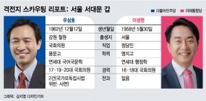 [서울 서대문갑] 81학번 연대 동기, 20년 간 '서대문 더비매치'