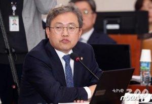 """송기헌 """"법사위, 국민 보시기에 70점…법감정 살피겠다"""" 사과"""