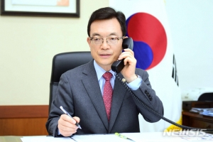 韓獨 정부 화상회의…