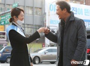 """""""고민정은 상징적 카드""""…임종석·양정철이 '광진을'을 찾은 이유"""