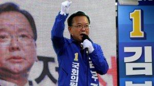"""김부겸, 총선 출정과 '대권도전' 선언… """"대한민국 바꾸겠다"""""""