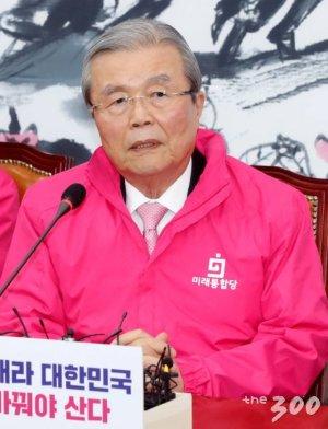 """김종인, 김무성에 호남 선대위원장 제안…""""당 홍보효과 고려"""""""