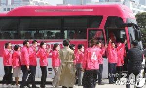 한국당, 광주 5.18 묘역 참배…중도층 공략 사활