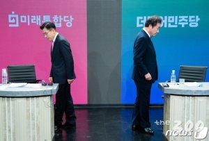 """이낙연 """"3년전 멀쩡한 나라? 좌파독재?""""…황교안 """"정치적 문제와 달라"""""""