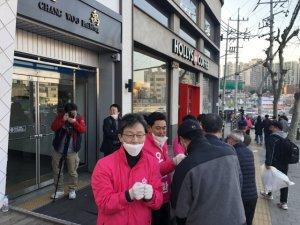 """""""단 1표차로 갈릴수도"""" 오신환의 삼세판 도전"""