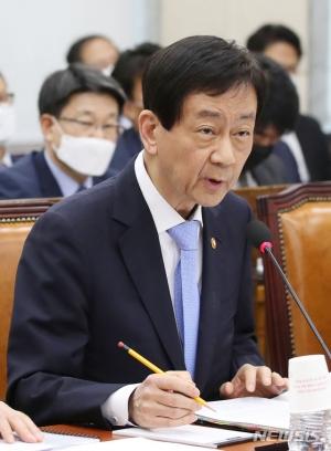 행안위서 터진 '윤미향·정의연'…진영 장관