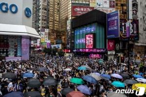'우려'vs'지지'…홍콩 보안법 두고 美·中 사이 낀 韓