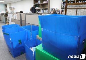 '5선' 김무성 방을 '재선' 정운천이 차지한 사연