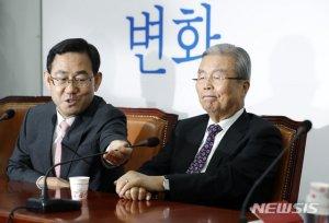 """김종인 """"진취적 정당 만들 것…추경 규모 엄청 클 수도"""""""