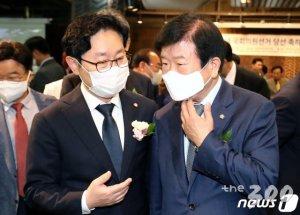 """박범계 """"공수처는 민주당 20년 DNA…지속 반대한 금태섭 평가 필요"""""""