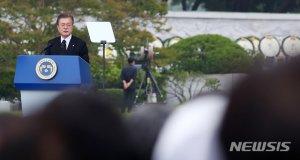 """文대통령, 6일 대전에서 현충일 추념식 """"당신을 기억합니다"""""""