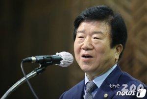 [프로필]박병석 국회의장…최다선의 온건파