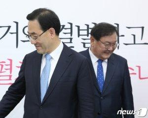 """여야 '법사위 쟁탈' 또 평행선…김태년 """"최악 원내대표"""""""