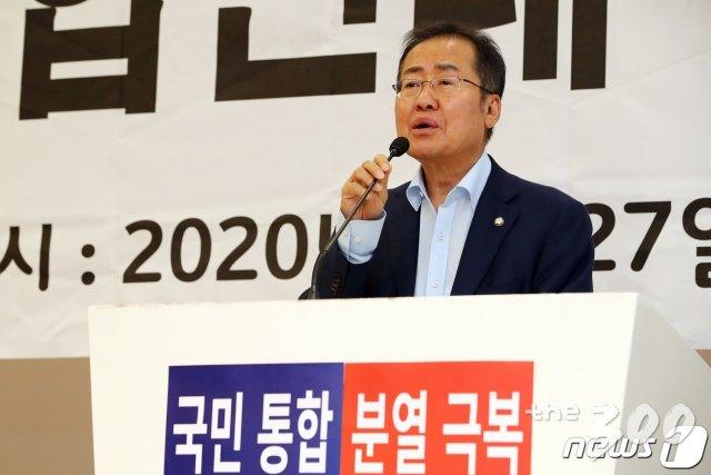 """유영철이 내 세금으로 식사…홍준표 """"사형 집행하자"""""""
