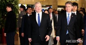 한국 오는 비건, 깜짝 청와대 방문?…관전포인트 3가지
