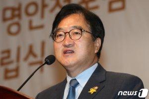 우원식 불출마…민주당 당대표 경선 '이낙연 VS 김부겸'