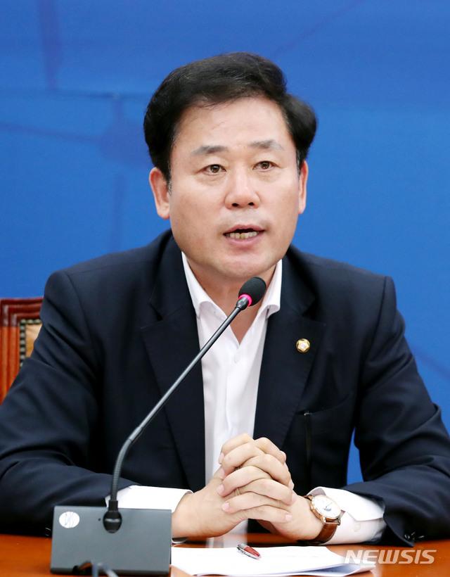 송갑석, 중소기업 기술보호·근로복지 위한 8개 법안 대표 발의