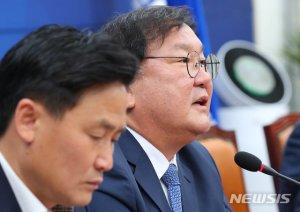 """민주당 '투기세력과 전쟁'…김태년 """"부동산 후속 대책 서두를 것"""""""