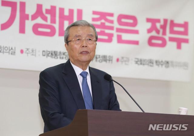 """김종인 """"내년 서울시장 재보선은 대선급""""…'확실한 변화' 주문"""