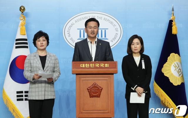 """통합당 """"'국정농단' 규명, 추미애·최강욱·윤석열 모두 출석하라"""""""