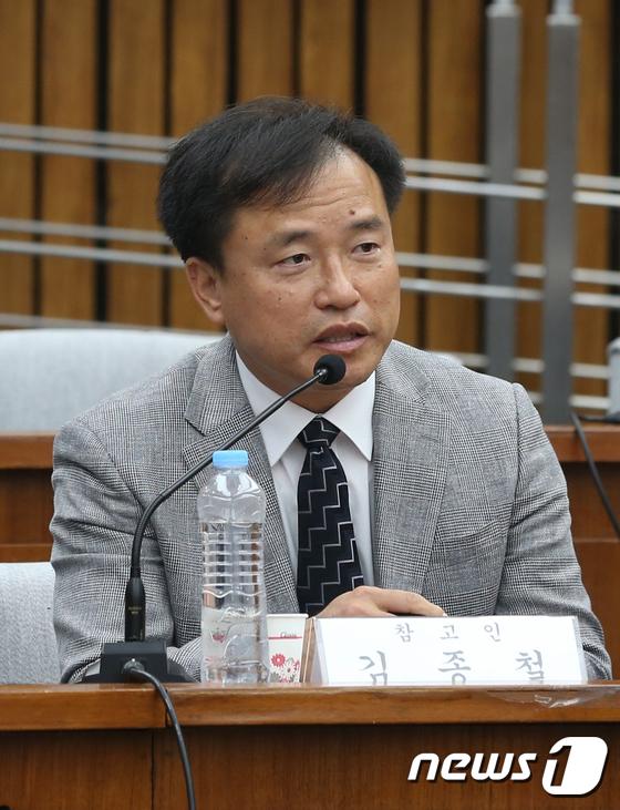 與 공수처장후보추천委 위원에 '김종철 연대 교수·장성근 변호사' 선정