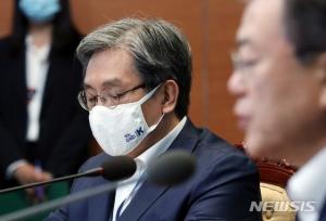'부동산 쇼크' 노영민 사의표명, 靑 속전속결 공개
