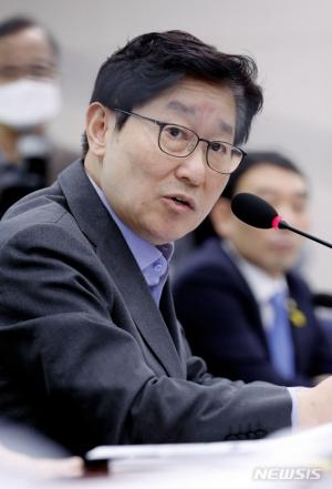 與 박범계, 통합당 김웅 저격…