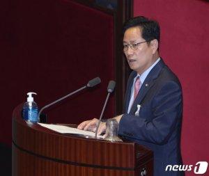 """박수영, 부동산 증세 """"세금 늘리는 게 정책 목표냐"""""""