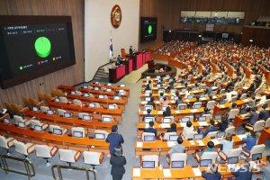 막내린 7월 국회…그 끝은 與野 '말폭탄'