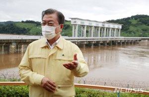 文대통령, 안성·철원·충주 등 7개 지역 특별재난지역 선포