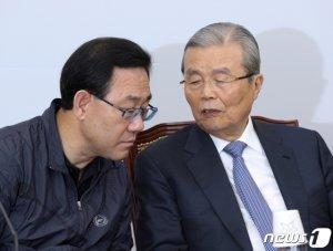 """김종인 """"'4대강 사업'에 빠진 섬진강, 잘못된 판단"""", 추경은 '찬성'"""