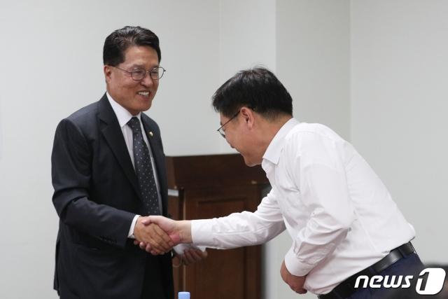 통합당, 특위로 '호남' 공략… '전주 출신' 정운천 위원장 내정