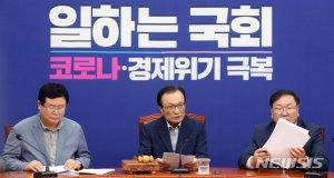 '부동산·박원순' 악재 쓰나미…민주당 지지율, 이유 있는 추락