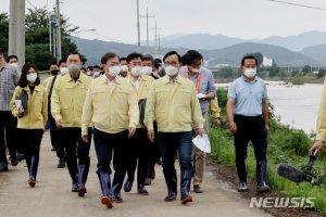文, 남원·구례·하동·합천 등 11곳 특별재난지역 재가