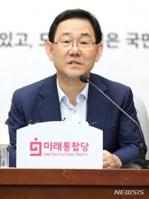 """'지지율 역전' 숨은 이유는, 주호영 """"기자회견 숫자가…"""""""
