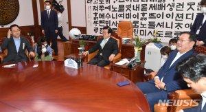 8월 결산·9월 정기국회 임박…여야 원내대표 20일 회동