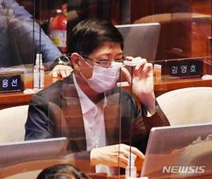 민주당, '부동산투기 의혹' 김홍걸 제명…