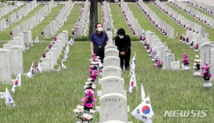 """9월30일~10월4일 국립묘지 문닫는다…""""코로나로 불가피"""""""